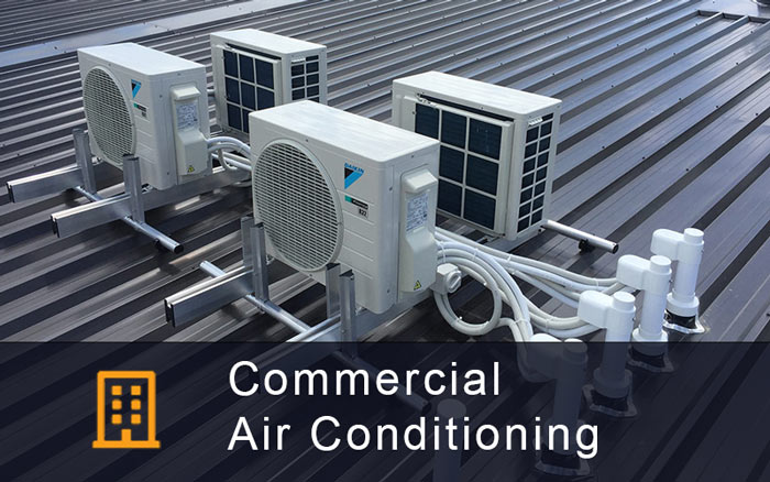 commercial air conditioning auckland